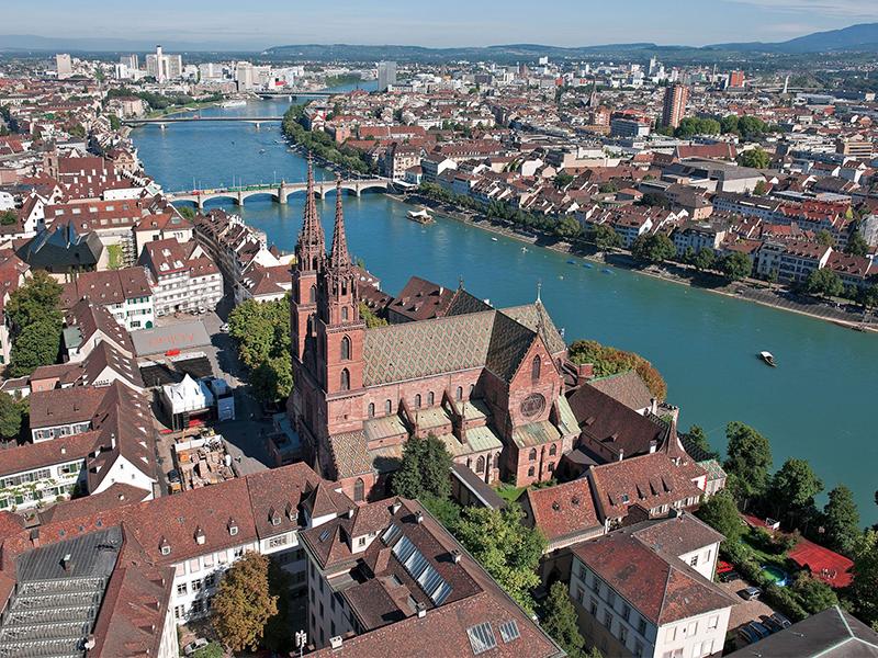 Umzug in Basel