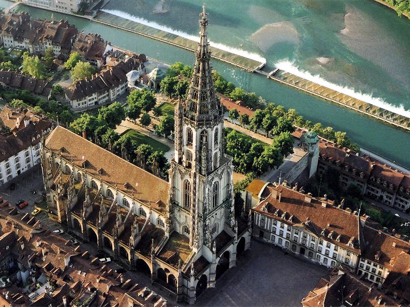 Umzug in Bern