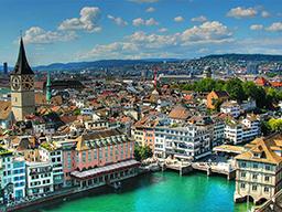 Umzug in Zürich