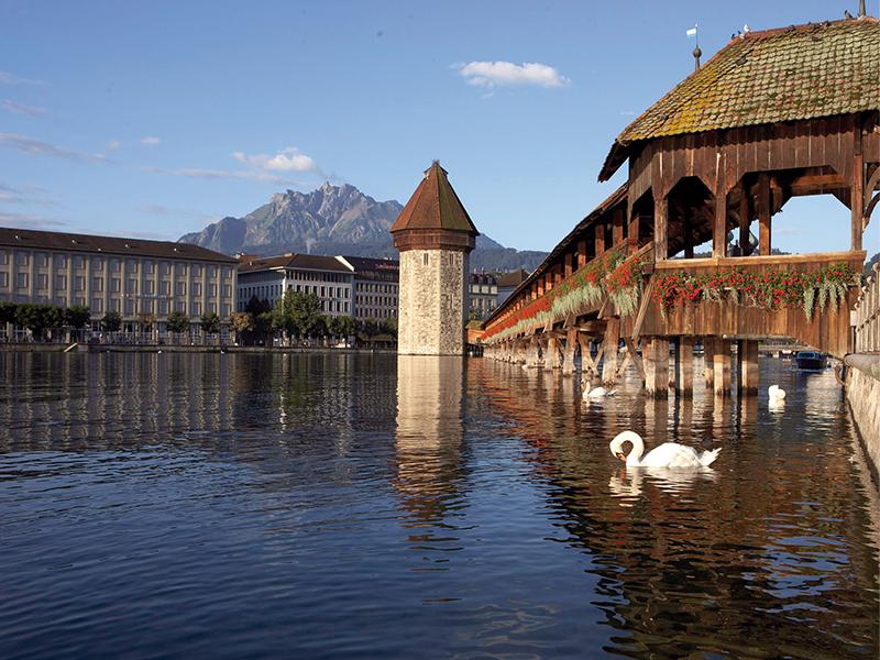 Umzug in Luzern